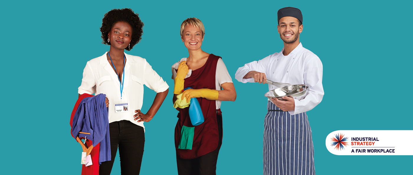 National Living Wage and National Minimum Wage workers
